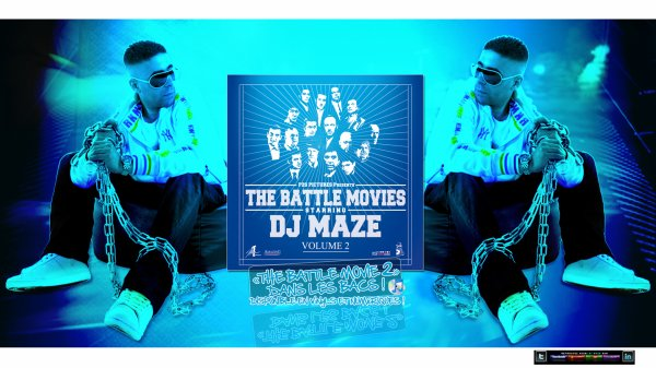 THE BATTLE MOVIES VOLUME 2 BY DJ MAZE