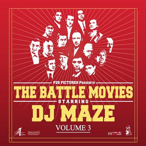 DJ MAZE - THE BATTLE MOVIE VOL.3-DANS LES BACS LE 16/09 ET EN PRECO SUR http://djmaze.bigcartel.com/