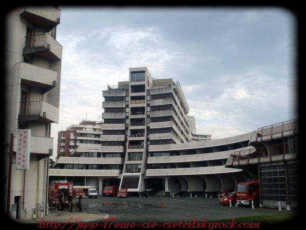 Centre de Secours de Créteil