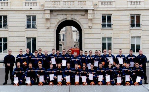 Remise des diplomes de la Préparation Militaire