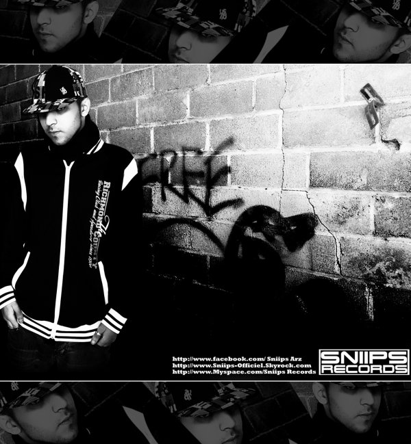 "Sniips "" album "" Solo ""Black "" 2010 / 2011"