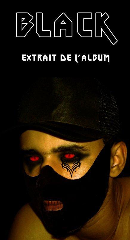 """L'extrait de l'album """" BLACK """" - """" Hit Hakem Char """" 2011"""