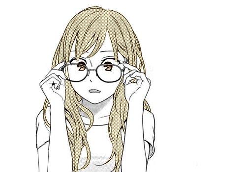 Un jour on m'a dit que mes lunettes me donnaient un air d'intello