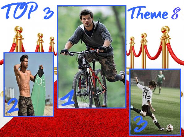 Thème 8 : Sport !