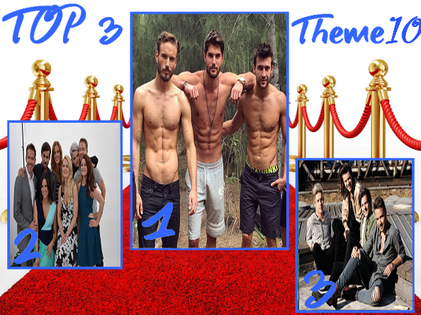 Thème 10 : Groupe !