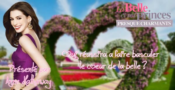 La Belle et ses Princes : Casting