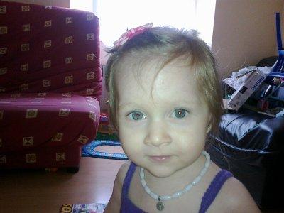 ma fille 16mois
