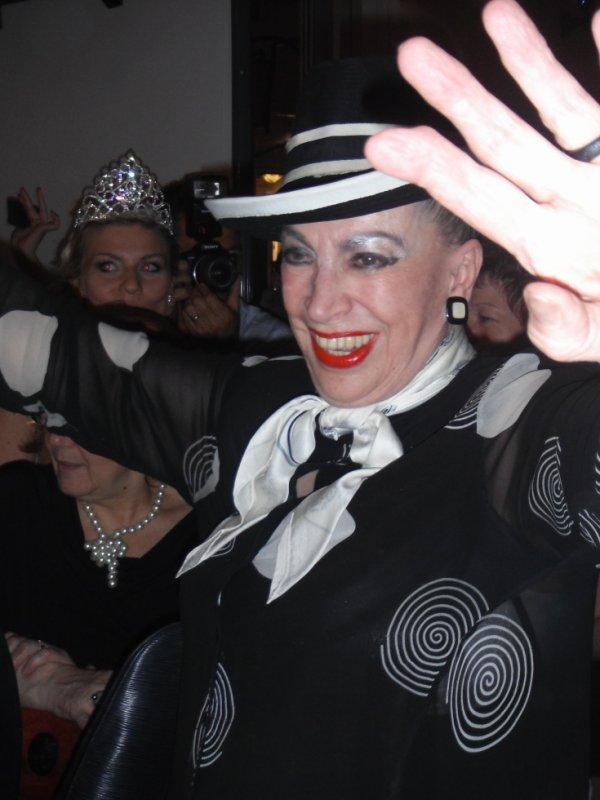 Madame De Fonteney ... elle est trop gentille