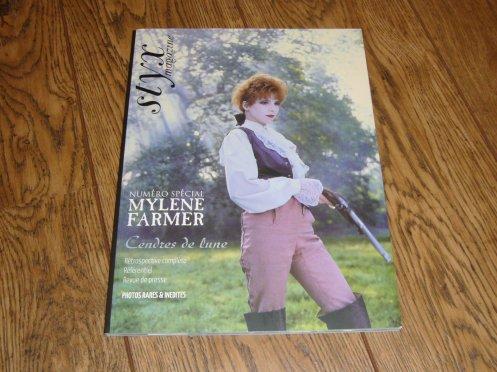 STYX magazine verso