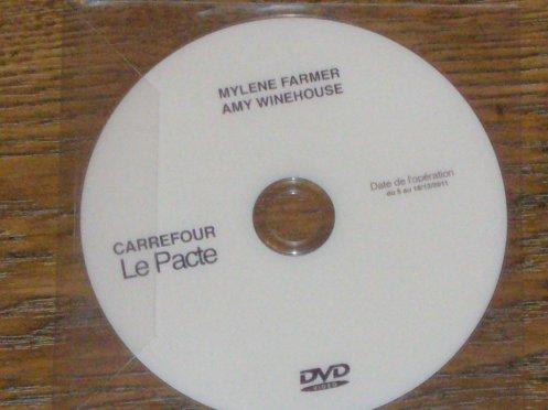 dvd promotionnel le pacte