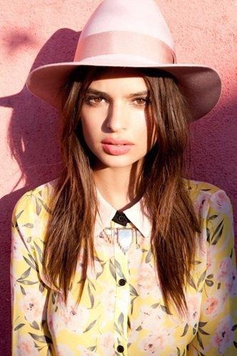 Hope Leann Fletcher, 19ans, mannequin.