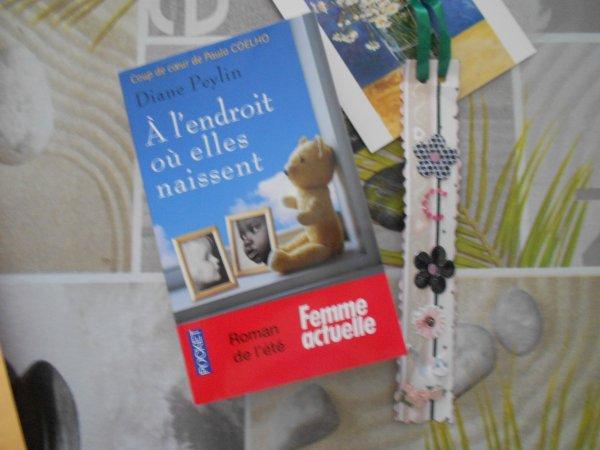Echange livre avec RLYNE