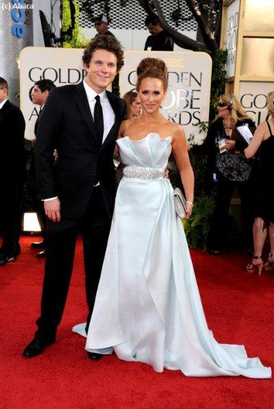 Les plus beaux couples au Golden Globes 2011