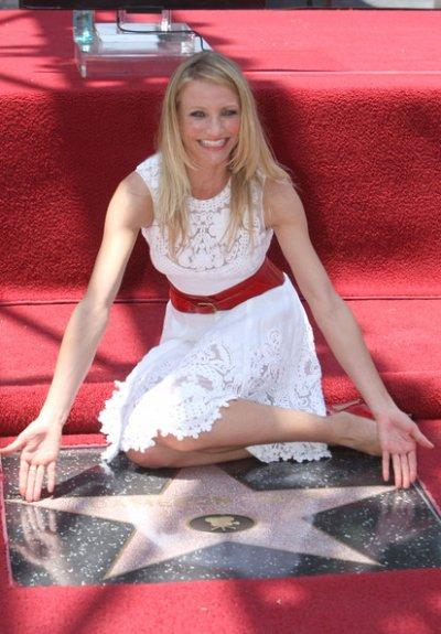 Les blondes qui ont eu leurs étoiles sur le Hollywood Walk of Fame