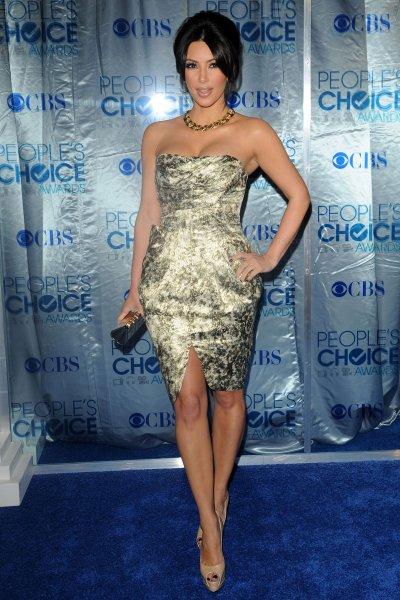 Flash-back du 6 janvier au People's Choice Awards
