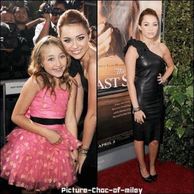 Miley et sa soeur Noah... une ressemblance flagrante ou pas?