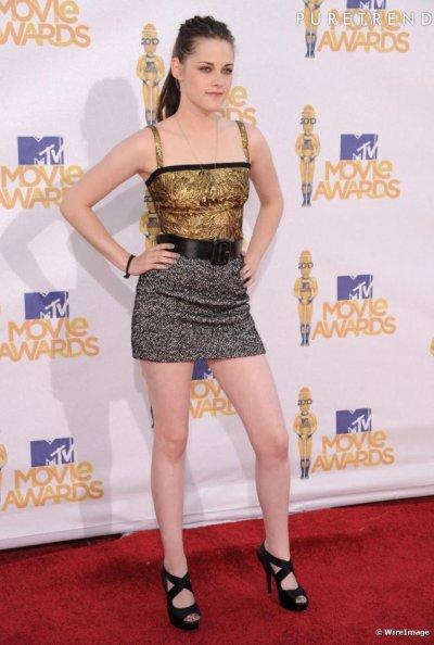 Quel est la plus belle robe de Kristen?