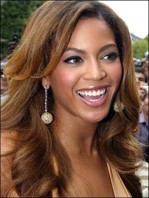 Evolution de Beyonce entre 2006 et 2010