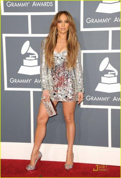 Les plus belles robes des Grammys Awards 2011