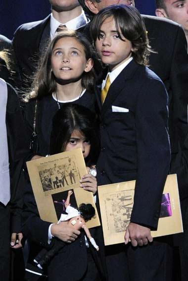 Michael Jackson: ses enfants pensent sans arrêt à lui