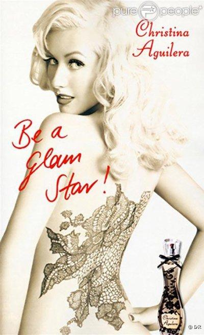 Les stars et leurs parfums