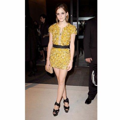 Evolution d'Emma Watson