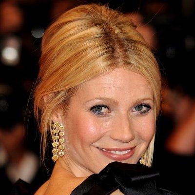 Gwyneth Paltrow: rétro coiffure de la blonde