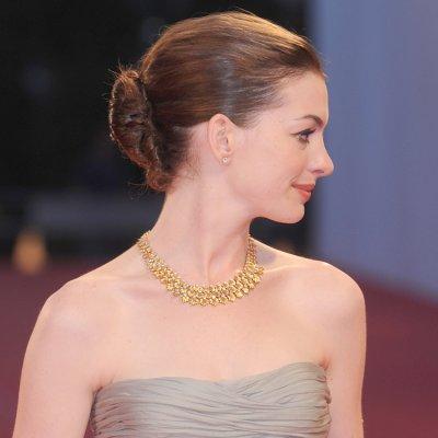 Anne Hathaway, une beauté de plus en plus sophistiquée