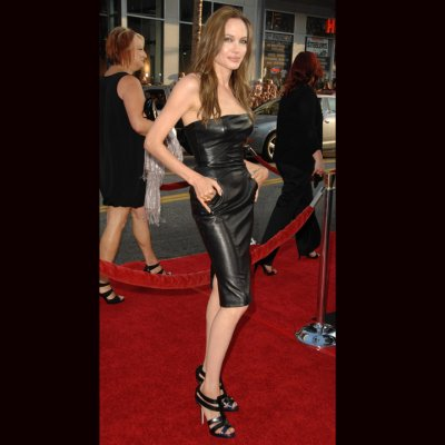La leçon de style d'Angelina Jolie