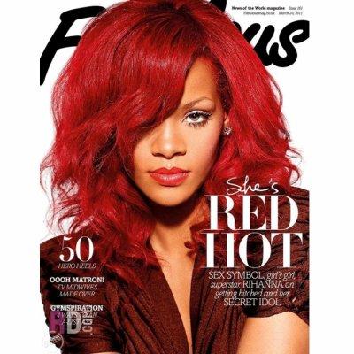 Rihanna se confie sur son père drogué mais refuse d'évoquer Chris Brown dans l'interview