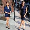 Top/Flop: Eva Longoria en mode bleu