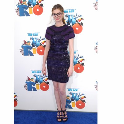 Look du jour: Anne Hathaway en Gucci