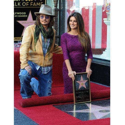 Johnny Depp et Penelope Cruz à l'assaut du festival de Cannes