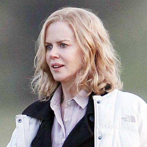 La coiffure du jour: Nicole Kidman au naturel