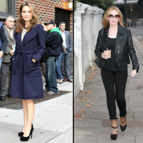 Top/Flop du jour: Natalie Portman VS Kylie Minogue