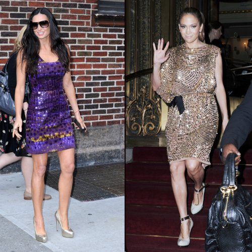 Top/Flop: Jennifer Lopez VS Demi Moore