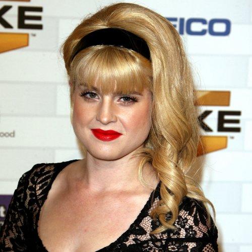 ZOOM sur Kelly Osbourne