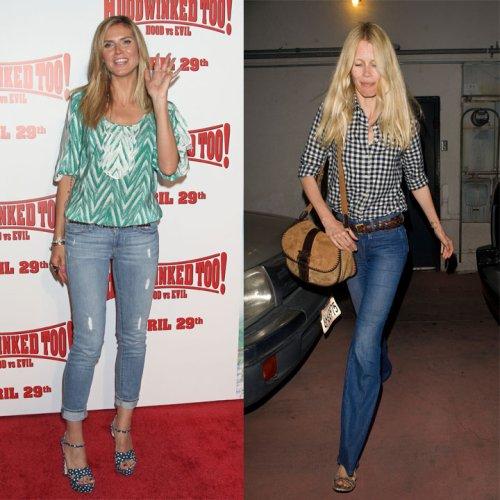 Top/Flop: special jeans attitude