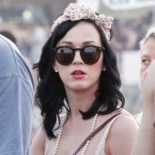 Beauté de stars: Katy Perry au festival Coachella
