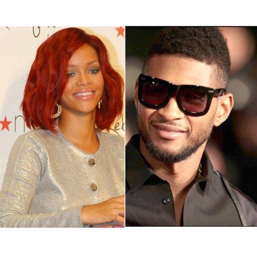 Les peoples du jour: Rihanna et Usher