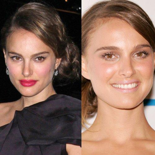 Natalie Portman: plus belle avec ou sans make-up?