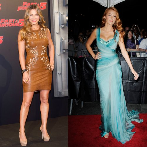 TOP/FLOP:Elsa Pataky VS Blake Lively