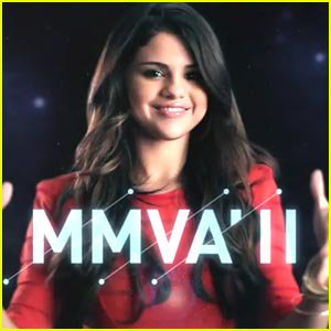 Selena Gomez: Much Music Video Awards Promo 2011