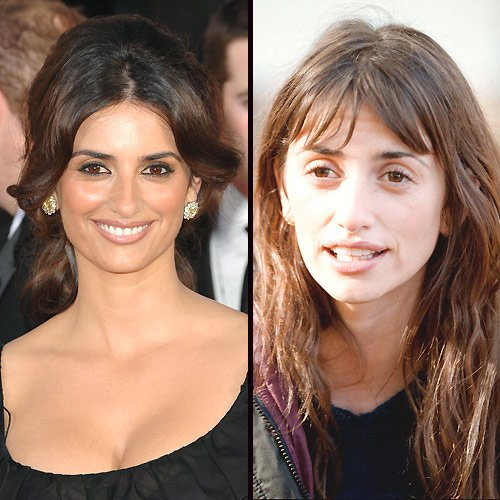 Penelope Cruz : avec ou sans make up?