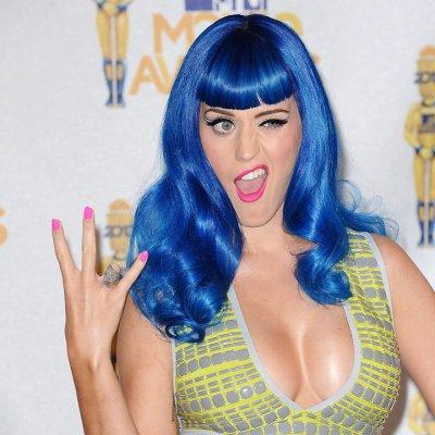 Katy Perry est devenue rousse et n'aime pas ça