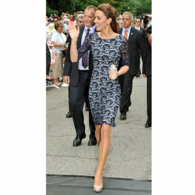Kate Middleton rend hommage au Canada