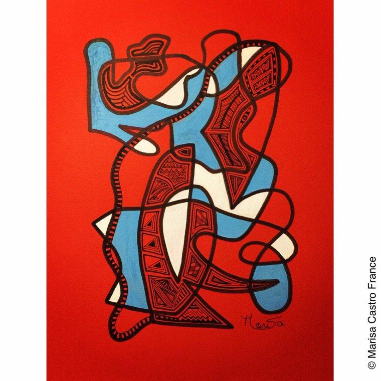 Marisa Castro dessine