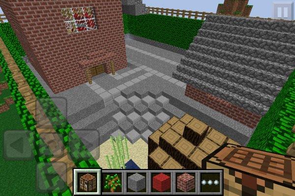 My creation on minecraft