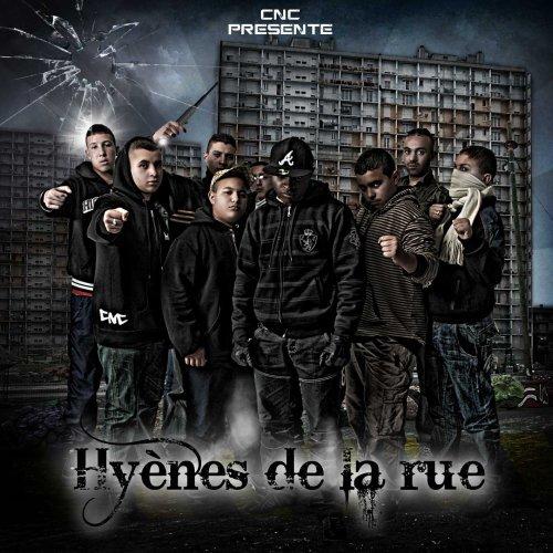 si si les frére cnc presente HYENES DE LA RUE  mixtape !!