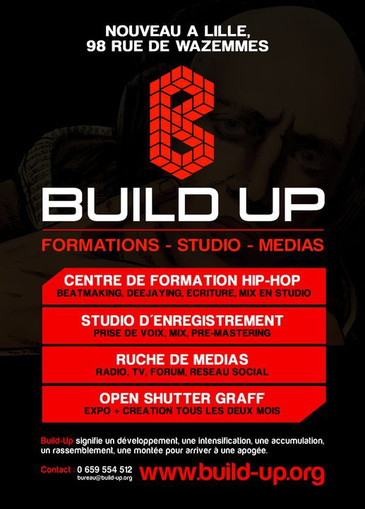 """ Studio Build-Up """